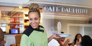 How Café Dauphine is Helping Transform New Orleans' Lower Ninth Ward Neighborhood