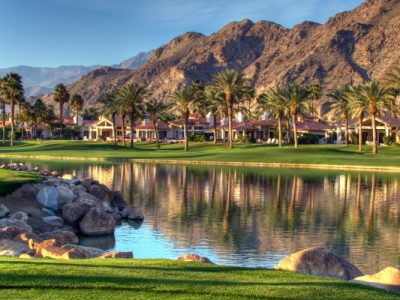 palm springs golf