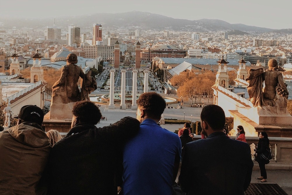 things to do in barcelona city overlook
